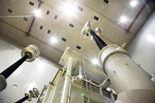 常州东芝自主研制的特高压变压器通过鉴定